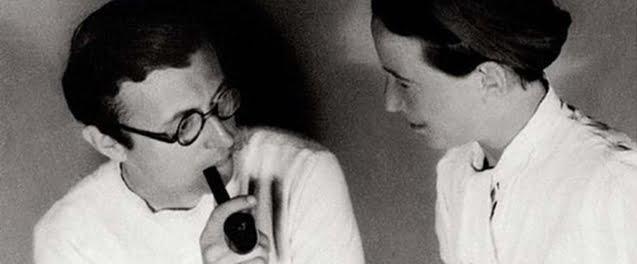 Jean Paul Sartre & Simone de Beauvoir