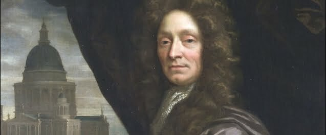 Poetry Changes Lives » Sir Christopher Wren rebuilds London
