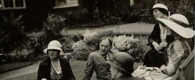 Walter de la Mare 1931