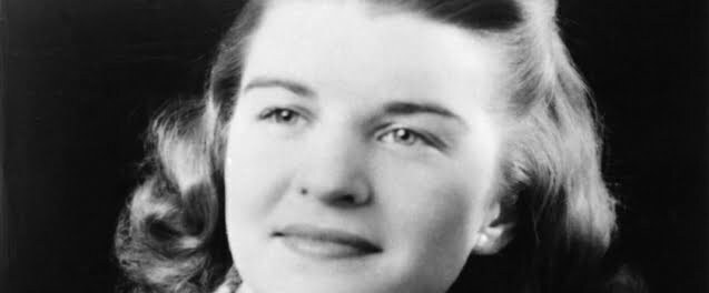 Betty Ford at 18