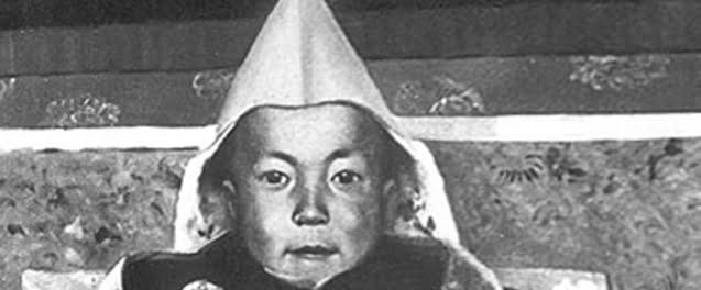 Dalai Lama Child