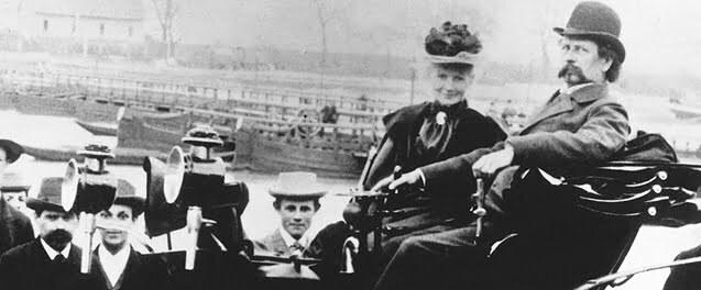 Karl & Bertha Benz