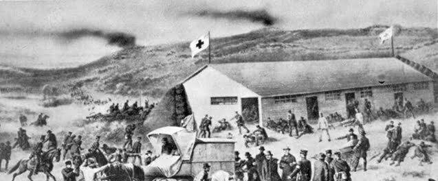 Red Cross 1864