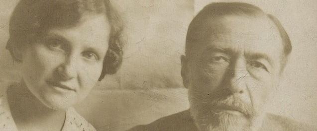 Joseph Conrad Aniela Zagorska
