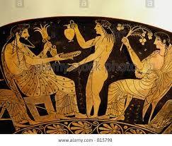 ancient greek drinker